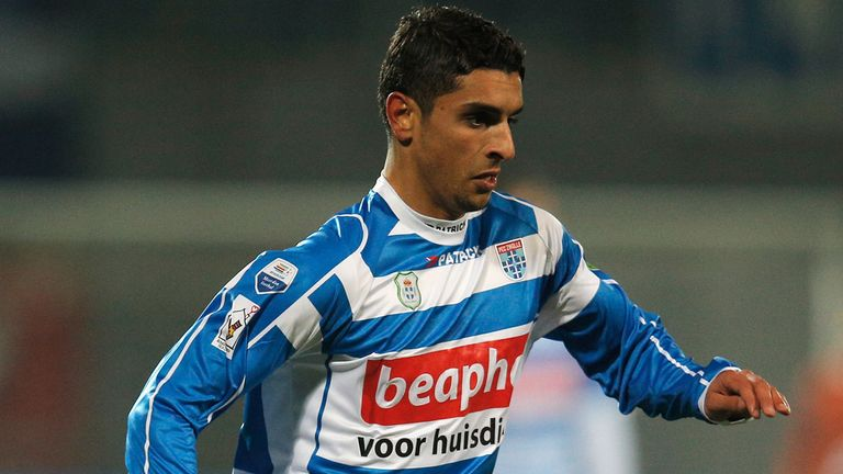 Youness Mokhtar: On target for Zwolle in 3-2 victory