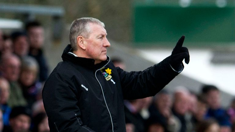 Terry Butcher: The Inverness boss has had a busy summer in the transfer market with eight signings so far
