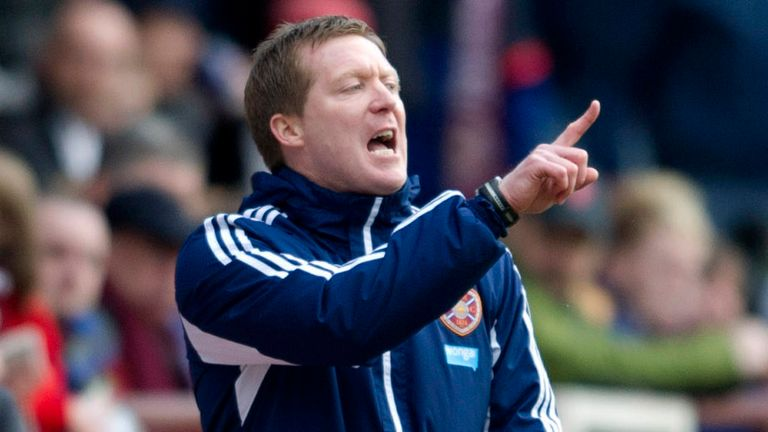 Gary Locke: First victory since taking over from John McGlynn