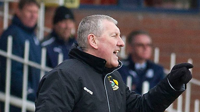 Terry Butcher: Inverness manager expects no slacking
