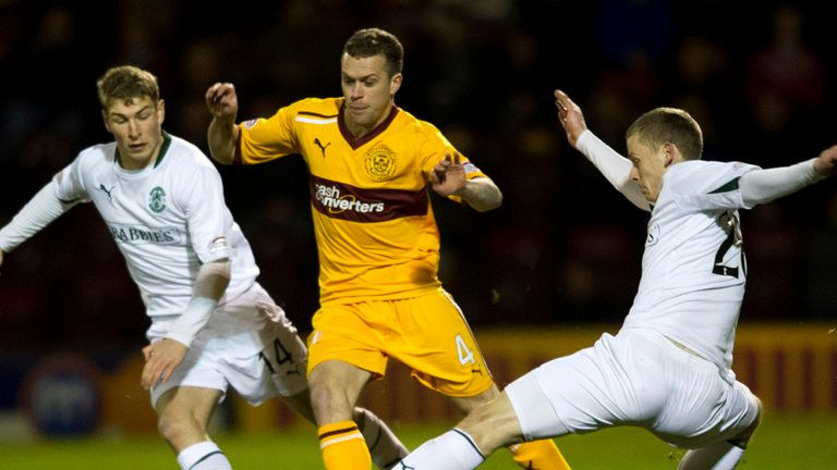 Nicky Law: Midfielder to leave Motherwell