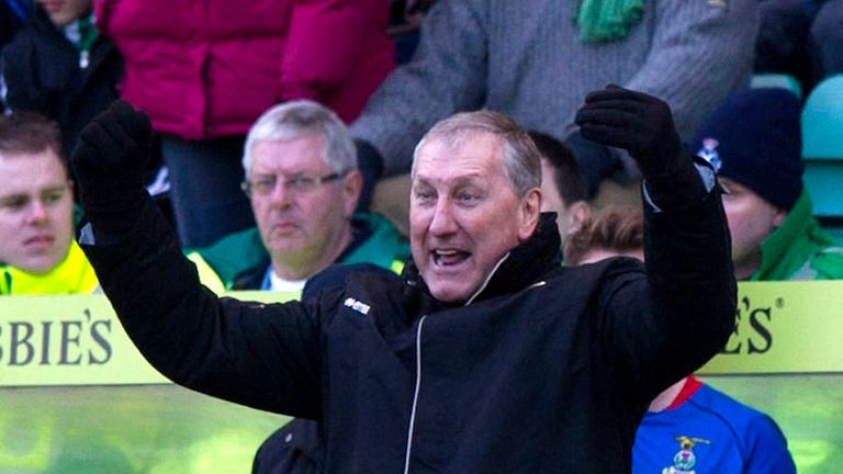 Terry Butcher: Happy man after thriller against Motherwell
