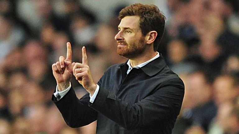 Andre Villas-Boas: Returns to Chelsea with his Tottenham side on Wednesday