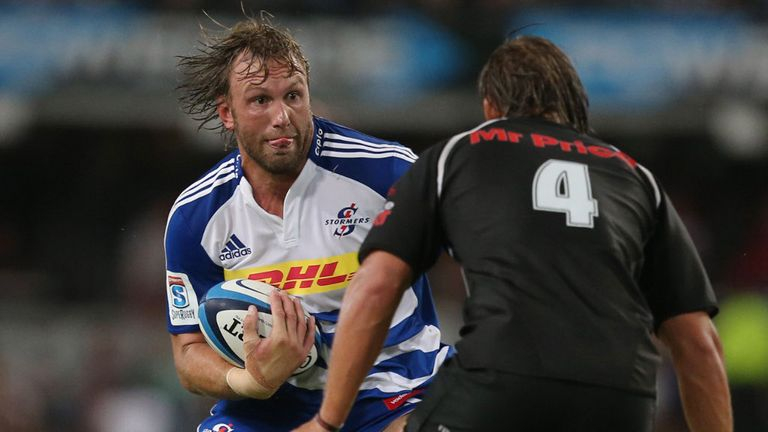 Andries Bekker: Will leave the Stormers at the end of the season