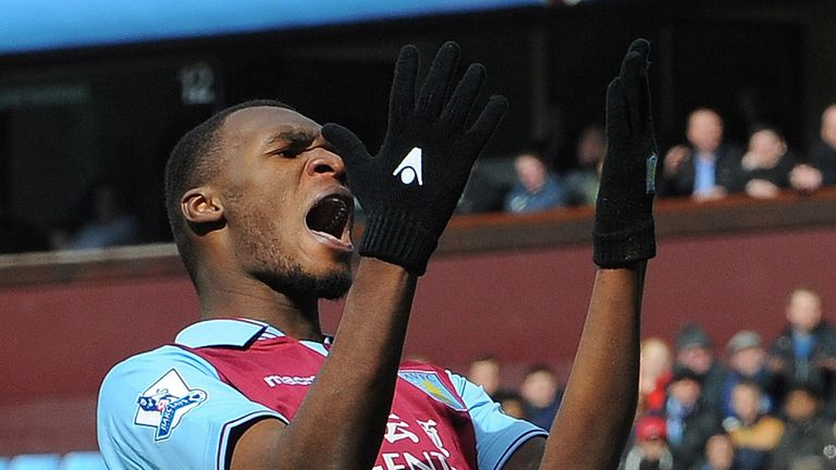 Christian Benteke: Set to be offered a new deal