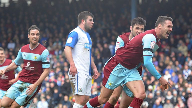 Burnley and Blackburn: Fierce rivals