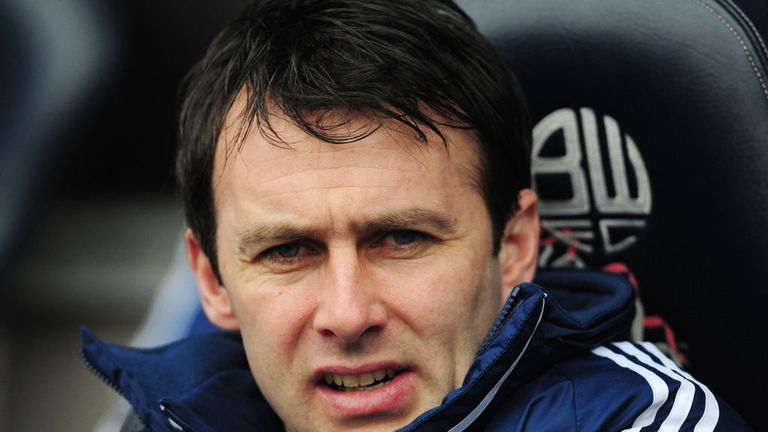 Dougie Freedman: Bolton boss ready to blood Zach Clough