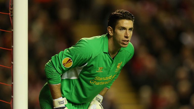 Brad Jones: Has given his backing to Liverpool's American owners