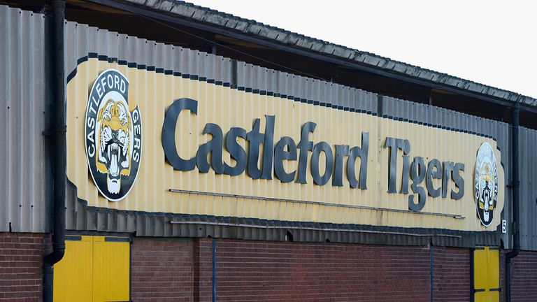 Castleford Tigers hope to be in new home near M62 by 2017