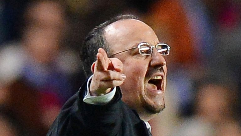 Rafael Benitez: Prepared for confrontation