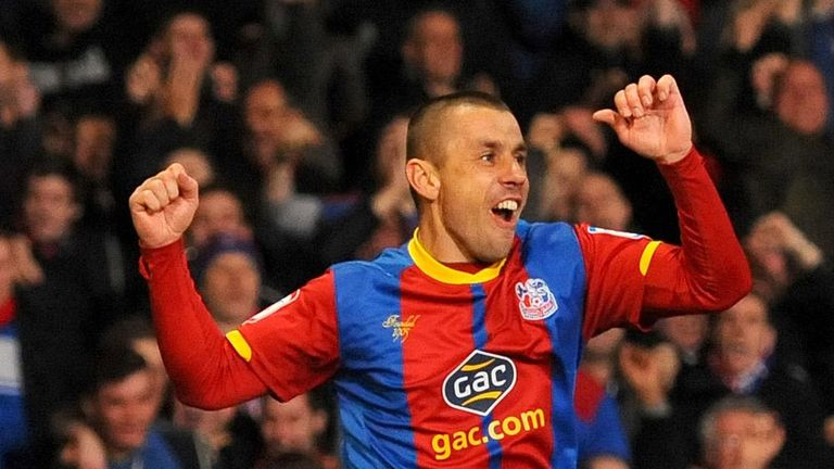 Kevin Phillips: Keen to stay on at Crystal Palace for another year