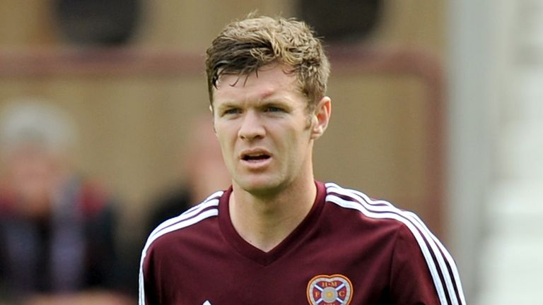 Darren Barr: Set for Tynecastle exit at the end of the campaign