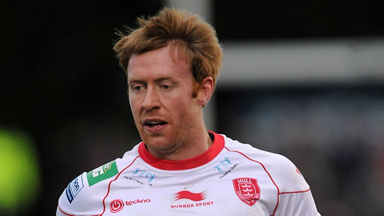 David Hodgson: Has been rested following Hull derby