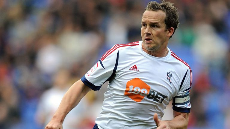 Kevin Davies: The former Bolton striker is considering his next move