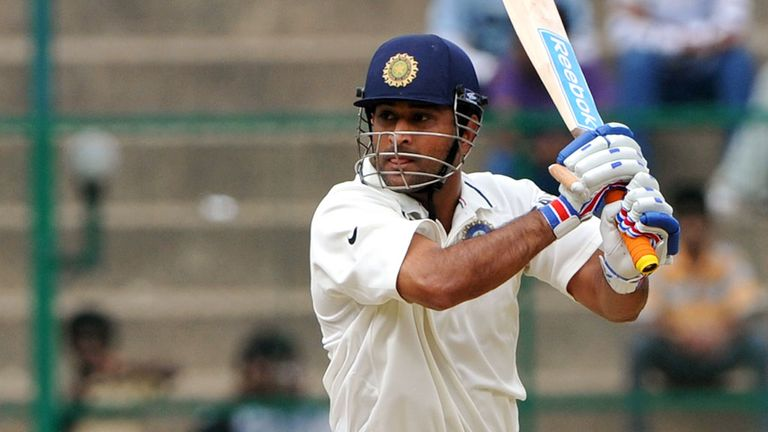 Mahendra Singh Dhoni: Hit winning runs in Mohali
