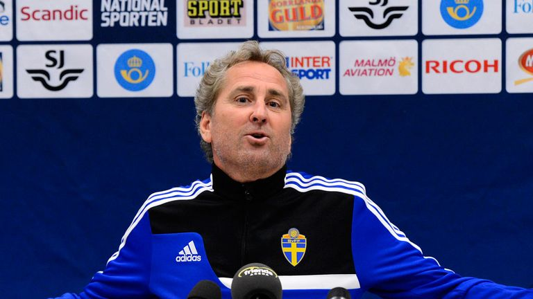 Erik Hamren: Sweden boss full of respect for the Republic of Ireland