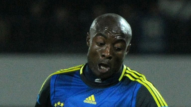 Pierre Webo: Scored for Fenerbahce