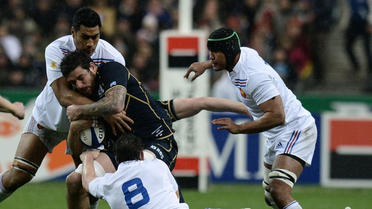Jim Hamilton: Disappointed with second half in Paris