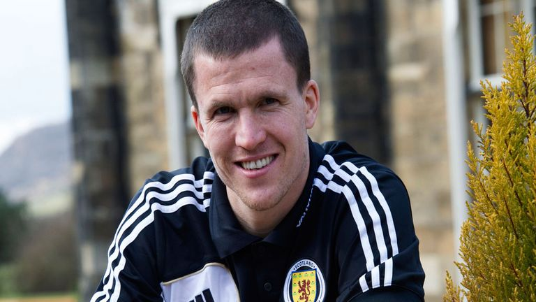 Gary Caldwell: Scotland captain wary of Wales threat