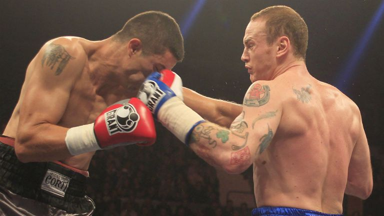 Groves: comfortable return
