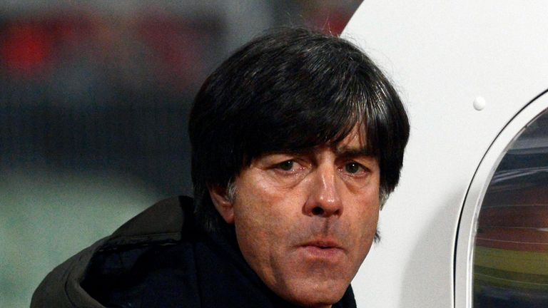 Joachim Low: Hoping to entertain in friendly