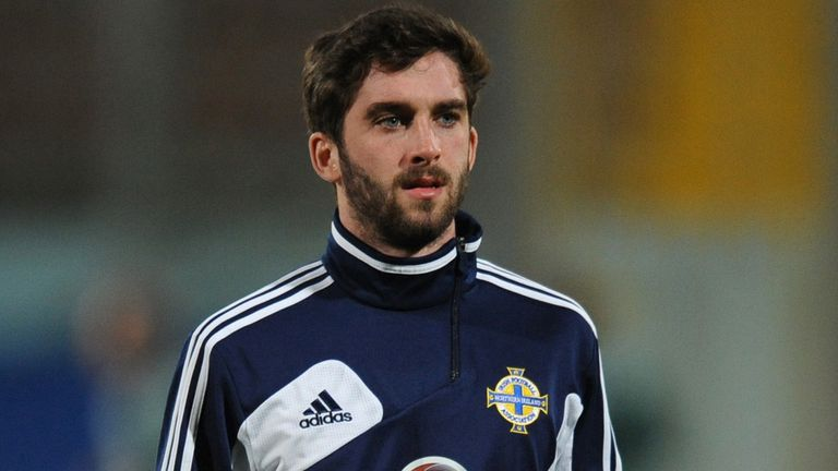 Will Grigg: Could miss both matches