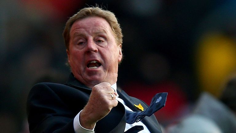 Harry Redknapp: Retains faith QPR can get out of the bottom three