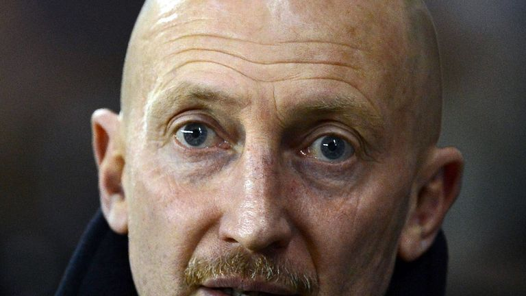Ian Holloway: Going through a sticky patch