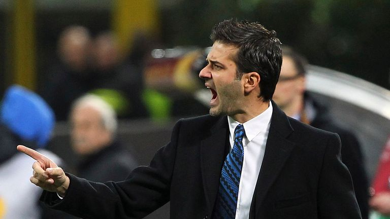 Andrea Stramaccioni: Long-term future unresolved
