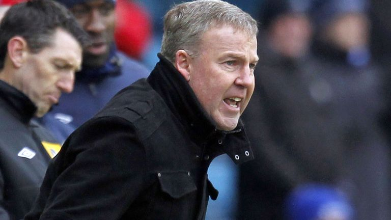 Kenny Jackett: No spark out wide from Millwall