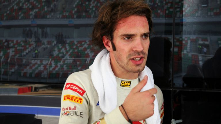 Jean-Eric Vergne: Took heart from the fourth-fastest lap at Sepang