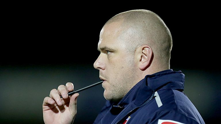 Morecambe boss Jim Bentley has secured the signing of Andy Fleming