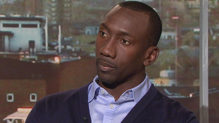 Jimmy Floyd Hasselbaink: In charge at Royal Antwerp