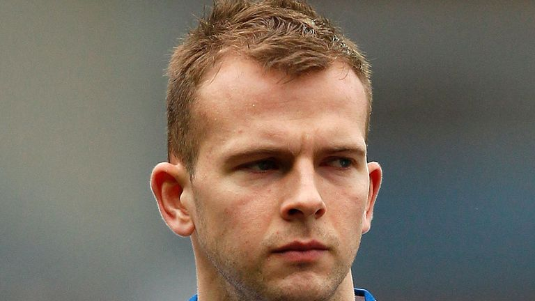 Jordan Rhodes: Upstaged by Gayle's hat-trick