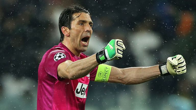 Gianluigi Buffon: Wants to end his career at Juventus