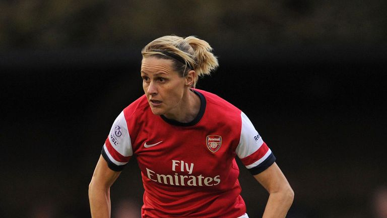 Kelly Smith: An Arsenal stalwart and still at the peak of her powers