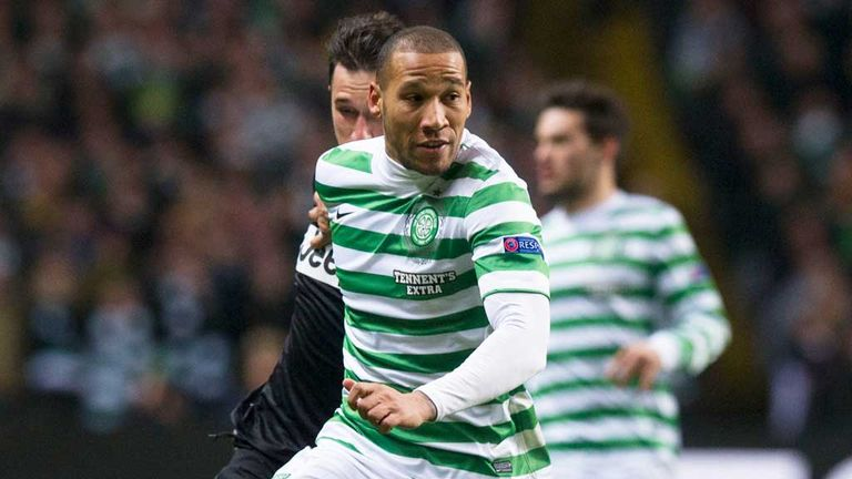 Kelvin Wilson: Looking for improvement from Celtic