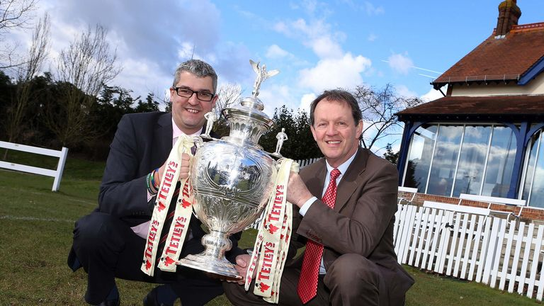 Kevin Whately: keen rugby league fan
