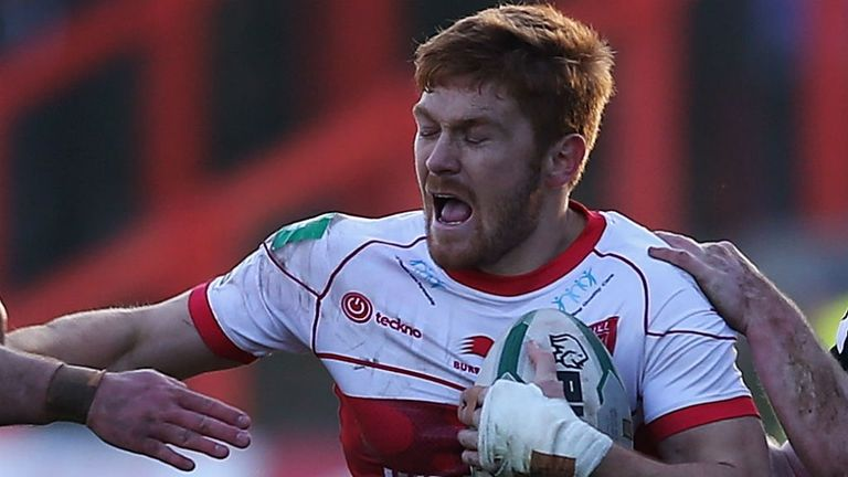 Kris Welham: Charged by the RFL with a grade A offence