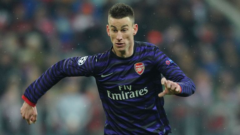 Laurent Koscielny: Believes pressure brings out the best in players