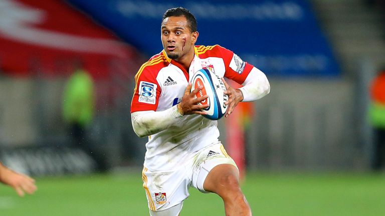 Lelia Masaga: Chiefs winger battling ankle injury