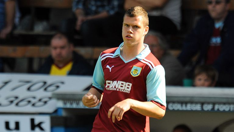 Kevin Long: New contract at Burnley