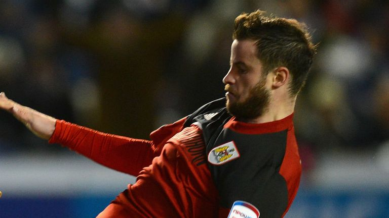 Matthew Bates: Bristol City defender was on verge of signing new contract when Derek McInnes was sacked