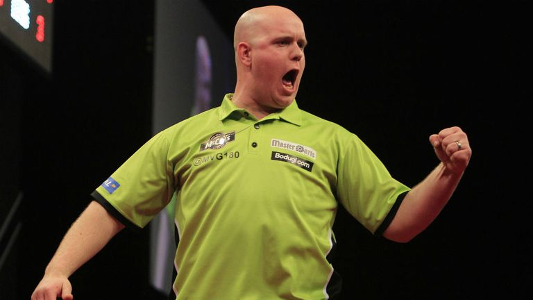 Michael van Gerwen has won £36,600 in incredible UK Open qualifying displays