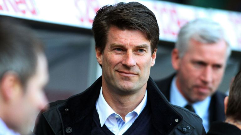 Michael Laudrup: Saw his Swansea side win 1-0