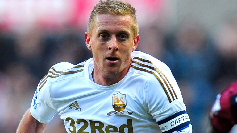 Garry Monk: Stepping down as Swansea team captain