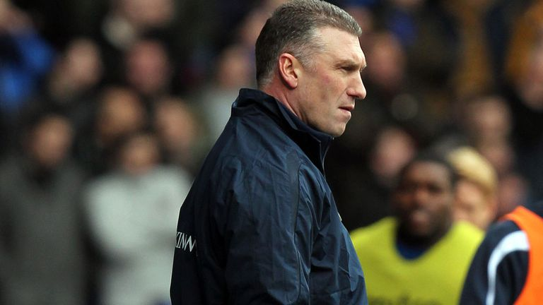 Nigel Pearson: Foxes not firing