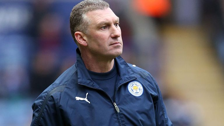Nigel Pearson: Frustrated after Leicester conceded late leveller