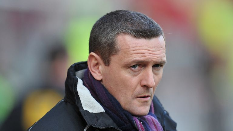 Aidy Boothroyd: Trims his squad