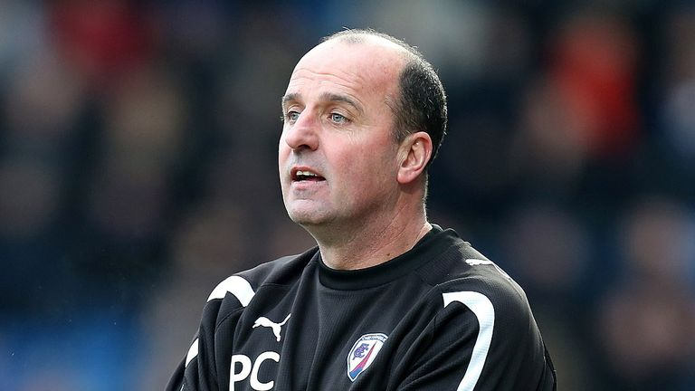 Paul Cook: Extending his stay at the Proact